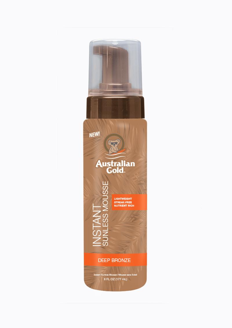 Instant Sunless Mousse