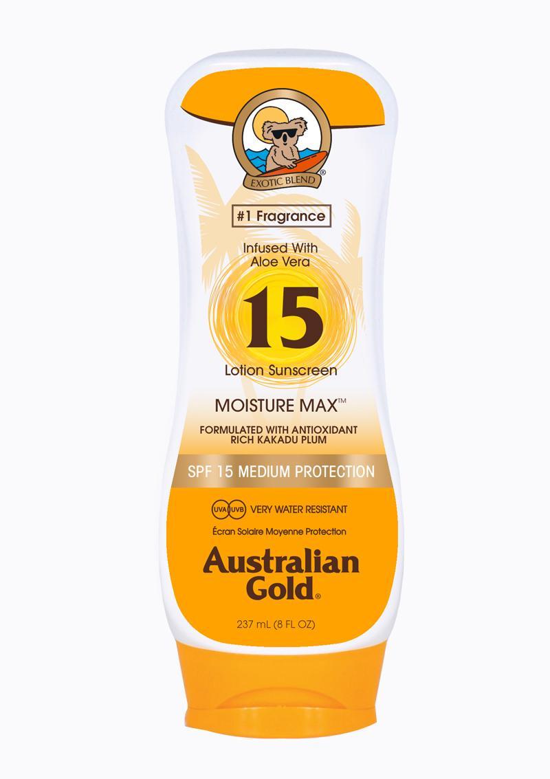 Lotion Sunscreen SPF15