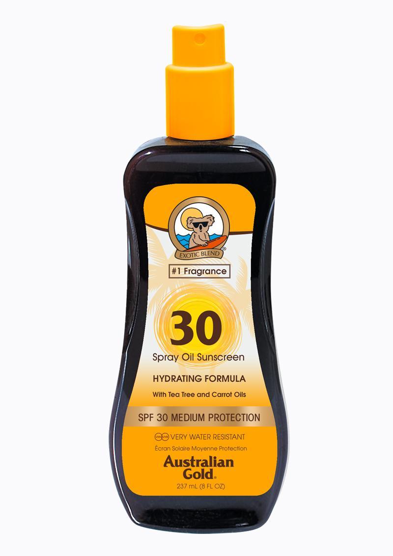 Spray Oil SPF 30