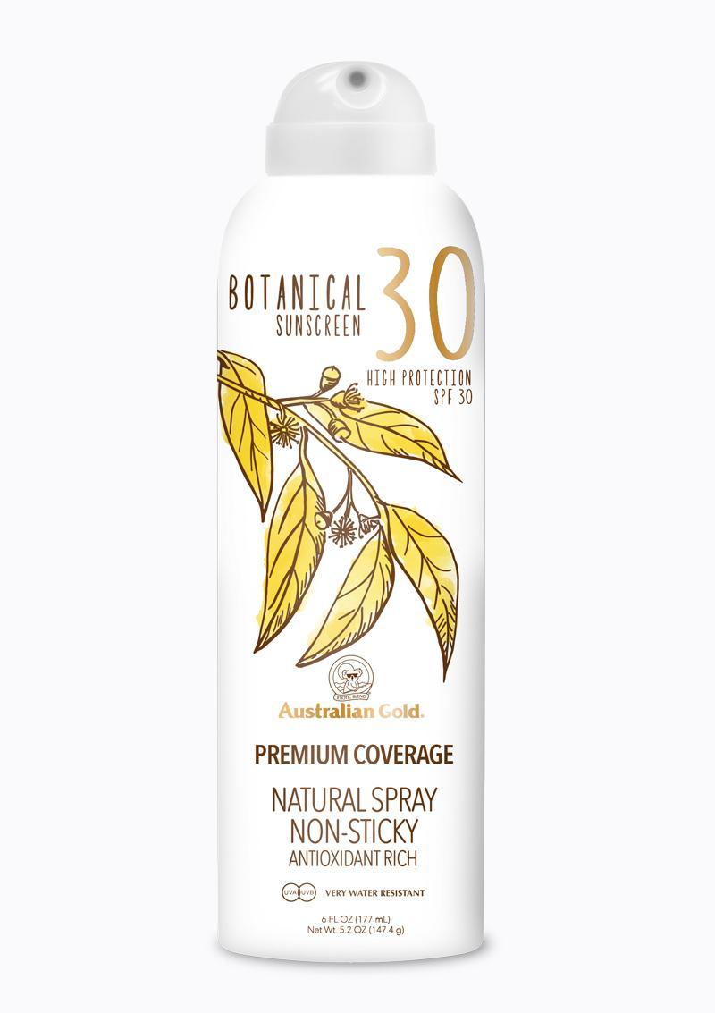 Natural Spray SPF30