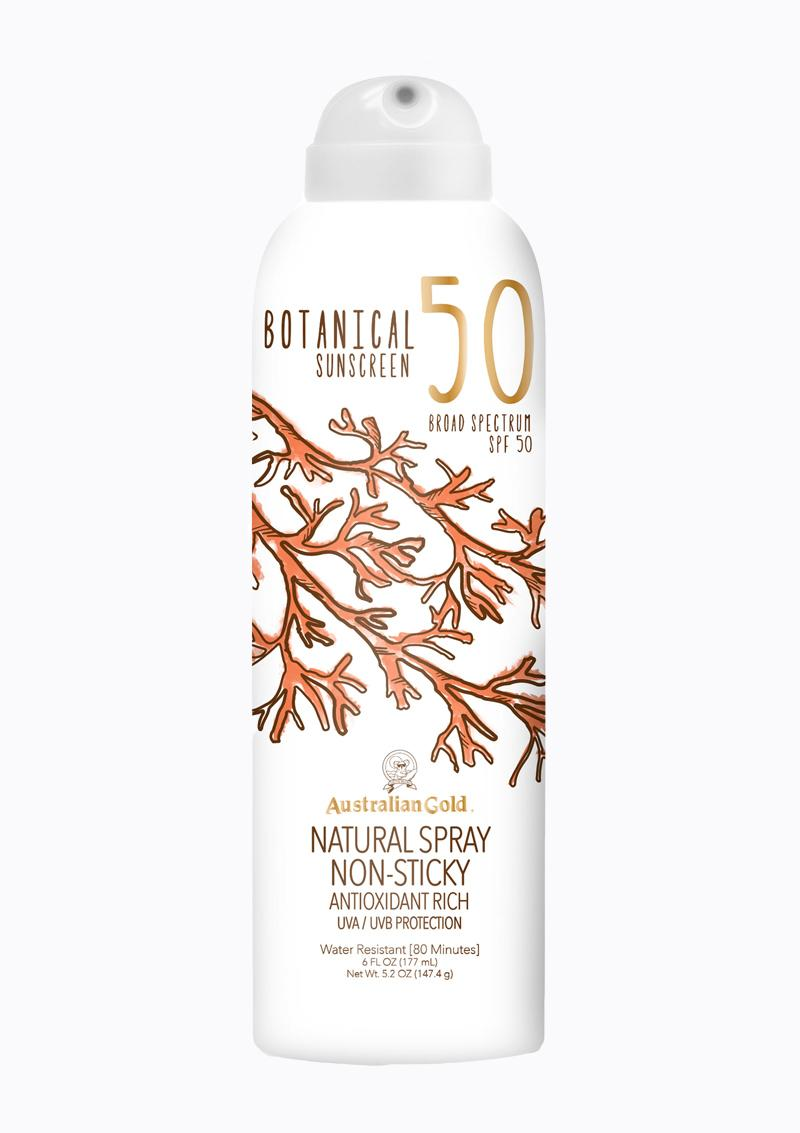 Natural Spray SPF50
